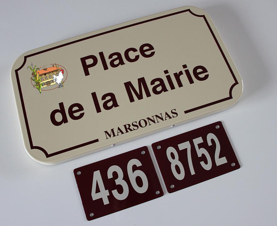 votre nouvelle adresse et vos plaques vous seront remises le 6 f vrier marsonnas ain. Black Bedroom Furniture Sets. Home Design Ideas